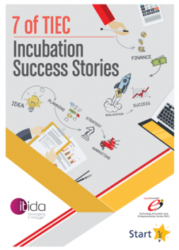 Seven of TIEC Incubation Success Stories