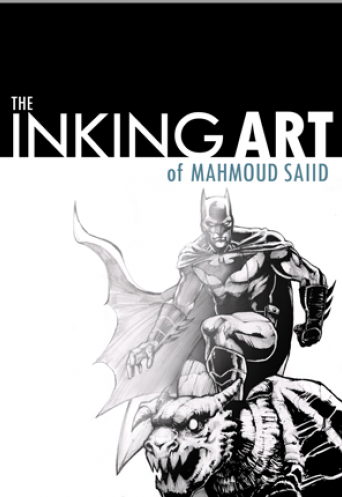 The Inking Art of Mahmoud Saiid
