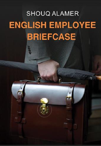ENGLISH EMPLOYEE BRIEFCASE