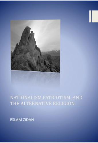 القومية،الوطنية ،والدين البديل
